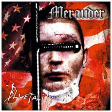 Merauder - Bluetality / Black Vinyl