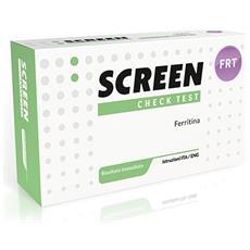 Screen Test Ferritina Per Anemia