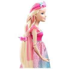 Barbie DPR98, Ragazza, Multicolore, Spazzola capelli per bambola, Tiara, Femmina
