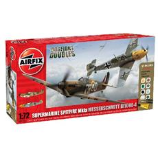 A50135 - Dogfight Double Spitfire 1A / BF109E