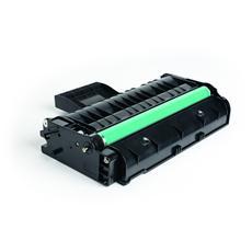 407254 Toner Originale Nero per Ricoh SP 201 Capacità 2600 Pagine
