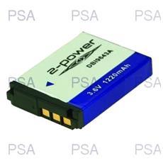 Digital Camera Battery 3.6v 1220mAh