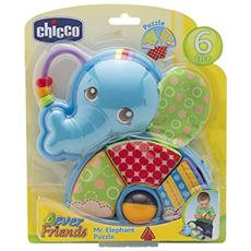 07205 Gioco Elefante Puzzle Prime att.