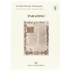 Lectura Dantis Turicensis. Paradiso