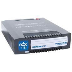 RDX QuikStor, RDX, SATA 1.0, 500000h, 1000 GB, 150 Mbit / s, Nero