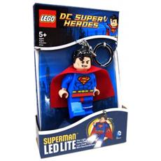 Portachiavi Superman Led Lite Super Hero