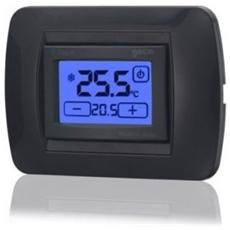 Termostato Touchscreen A Batterie T-touch Antracite - 35311653