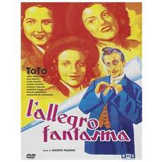 L'Allegro Fantasma (Dvd)