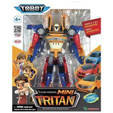 Tobot Mini Tritan Rocco Giocattoli
