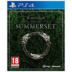 PS4 - The Elder Scrolls Online - Summerset