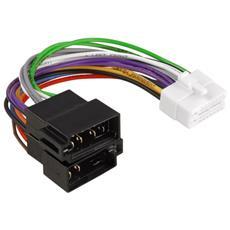 Car Adapter for Clarion to ISO cavo di interfaccia e adattatore