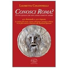 Conosci Roma?