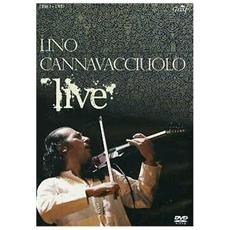 Cannavacciuolo, Lino - Live - Dvd / book (2 Tbd)