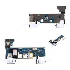 Ricambio Connettore Carica Flex Cable Porta Charging Dock Flat Per Samsung Galaxy E5 Sm-ef500f