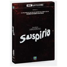 Suspiria (Blu-Ray 4K+Blu-Ray+Cd) (Versione Restaurata) (Edizione Limitata)