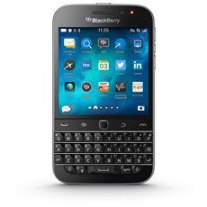 """Classic Nero 16 GB 4G / LTE Display 3.5"""" Slot Micro SD Fotocamera 8 Mpx BlackBerry Italia"""
