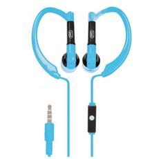 JR 660 M Aggancio Stereofonico Cablato Blu auricolare per telefono cellulare