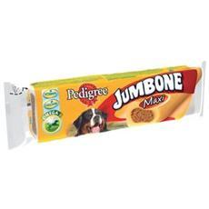 Snack per cani Jumbone Maxi 1 Osso Maxi - 210g