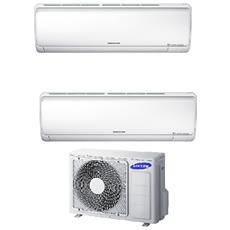 Condizionatore Fisso Dualsplit AR12/24DUAL Maldives Potenza 12000+12000 BTU / H Classe A++ / A+ Inverter
