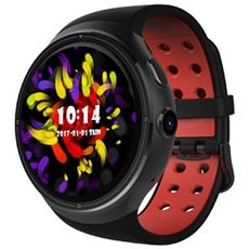 Smartwatch Z10 con Scheda SIM E GPS Wifi Bluetooth Camera 2Mpx HD Cardio Rosso – Europa