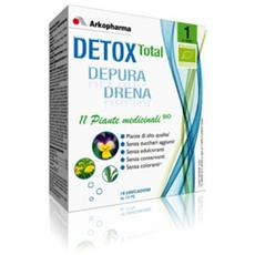 Arkofluidi Detox Bio 20 Flaconcini