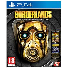PS4 - Borderlands The Handsome Collection