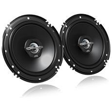 CS-J620X, 2-vie, 35 - 22000 Hz, Ferrite