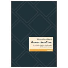 Il surrazionalismo. La critica al cogito in alcune pagine del Novecento francese