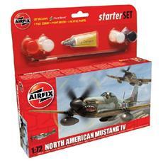 A55107 - P-51D Mustang - Small Starter Set