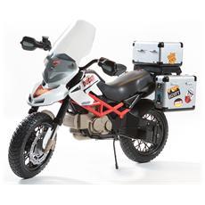 PEG PEREGO - Moto Ducati Hypercross 12 Volt