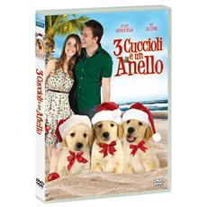 Dvd 3 Cuccioli E Un Anello