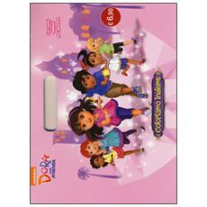 Coloriamo insieme. Dora and Friends. Con adesivi