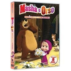 Dvd Masha E Orso - Stagione 02 #03