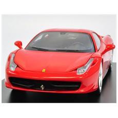 Tsm10fj002 Ferrari 458 Italia 2009 Red 1:43 Modellino