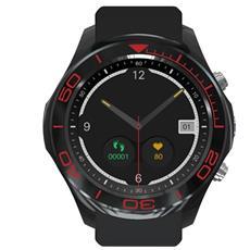 Smartwatch S1 3G con GPS e Wi-fi Cardio Nero – Europa