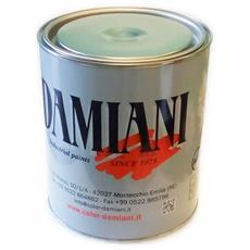 Damiani SINTALKYD 1kg smalto lucido base nitro sintetico rapida essiccazione (Ral 1013 - lucido)
