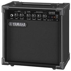 GA15II Amplificatore per Chitarra Elettrica Nero