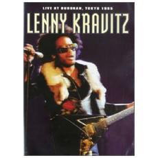 Dvd Kravitz Lenny - Live At Budokan, Tok