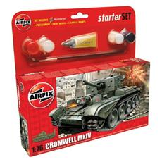 A55109 - Cromwell Cruiser - Small Starter Set