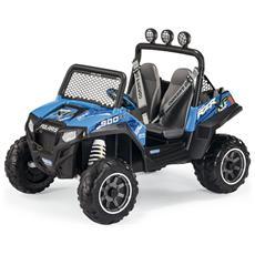 PEG PEREGO - OD0084 - Polaris Quad RZR 900 Blu da 12 V