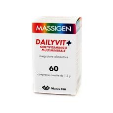 Massigen Dailyvit 60 Compresse 72g