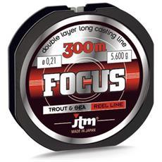 Monofilo Focus 31 Rosso