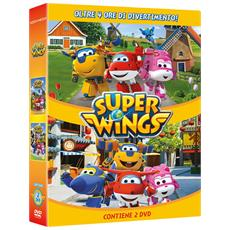 Dvd Super Wings Boxset (2 Dvd)