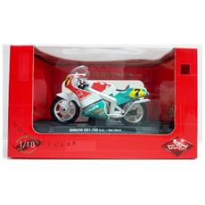 Modellino Motocicletta D'epoca - Bimota Cb1 - 750c. c. - Scala 1:18