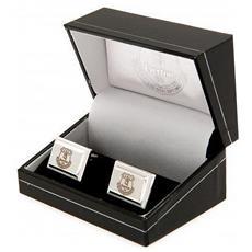 Gemelli Per Camicia Uomo (taglia Unica) (argento)