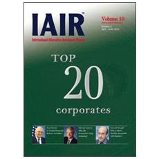 IAIR International alternative investment review. Top 20 corporates