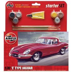 A55200 - Starter Set Med E Type Jaguar