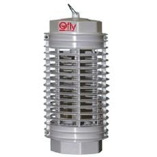 Sterminatore elettrico di insetti cilindrico con lampada TDL 4watt