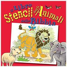 Il libro stencil degli animali