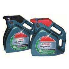 Olio Lubrificante Per Auto A Benzina, Diesel E Turbodiesel, Formula Semi-Sintetica 4 Lt
